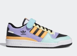adidas Forum Low Hazy Orange GX2530 Release Date Info