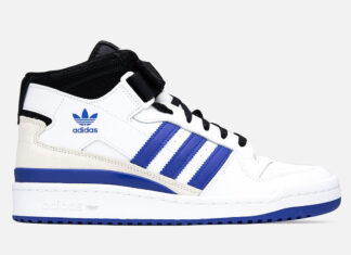 adidas Forum Mid Royal Blue FY6796 Release Date Info