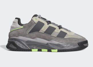 adidas Niteball Grey Neon FX7654 Release Date Info
