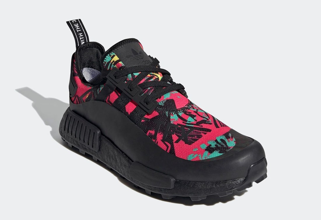 adidas NMD R1 Trail Gore-Tex Tropical FY7257 Release Date Info