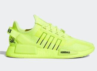 adidas NMD R1 V2 Solar Yellow H02654