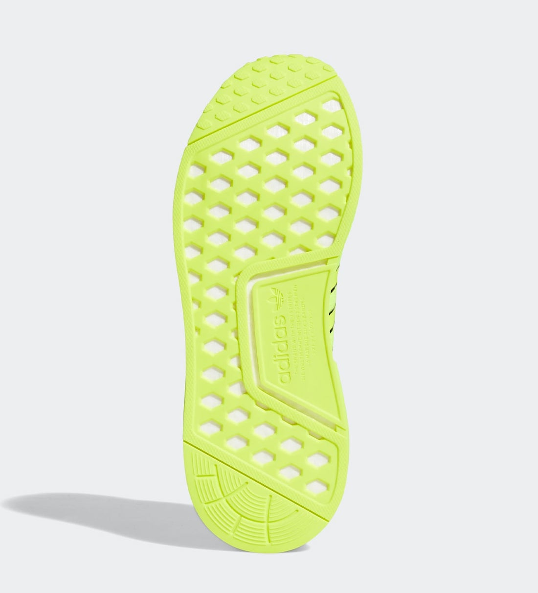 adidas NMD R1 V2 Solar Yellow H02654 Release Date Info