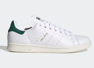 adidas Stan Smith Collegiate Green FX5522 Release Date Info