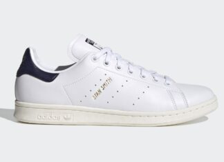 adidas Stan Smith Collegiate Navy FX5521 Release Date Info