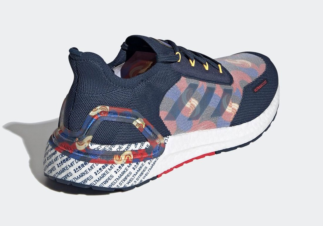 adidas Ultra Boost 2020 City Light Seoul GY5007 Release Date Info