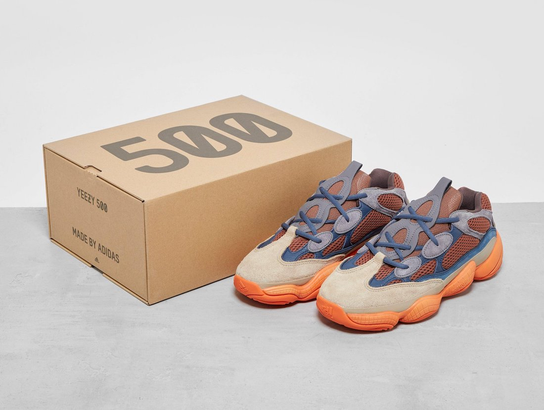 adidas Yeezy 500 Enflame Release Info Price