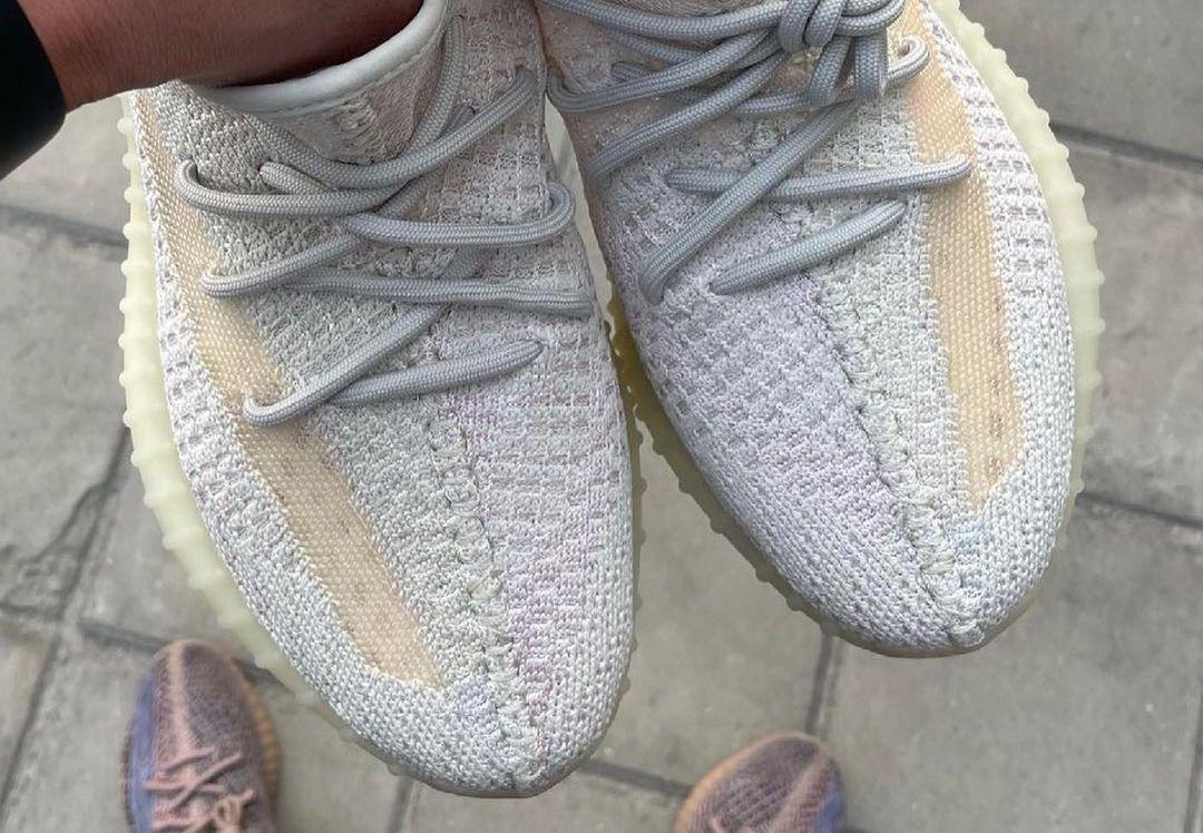 adidas Yeezy Boost 350 V2 Light First Look