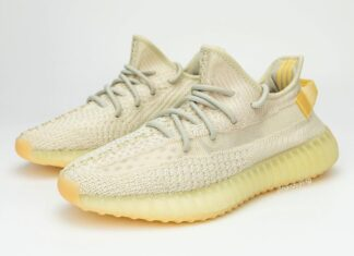 adidas Yeezy Boost 350 V2 Light UV Release Date