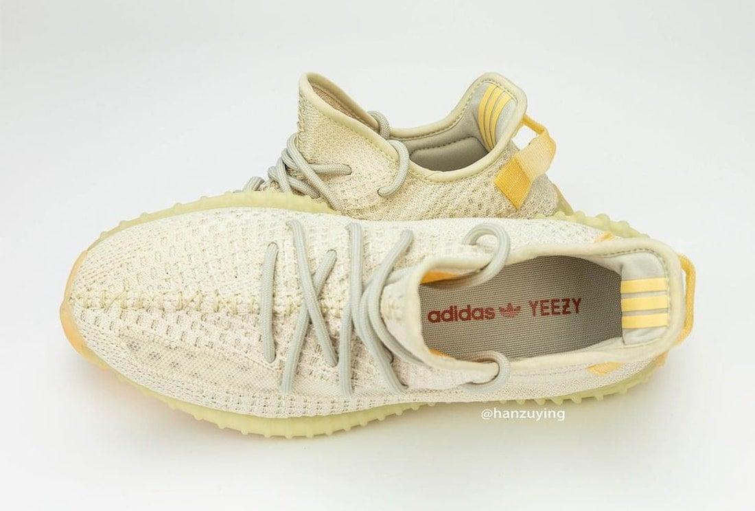 adidas Yeezy Boost 350 V2 Light UV Release Date