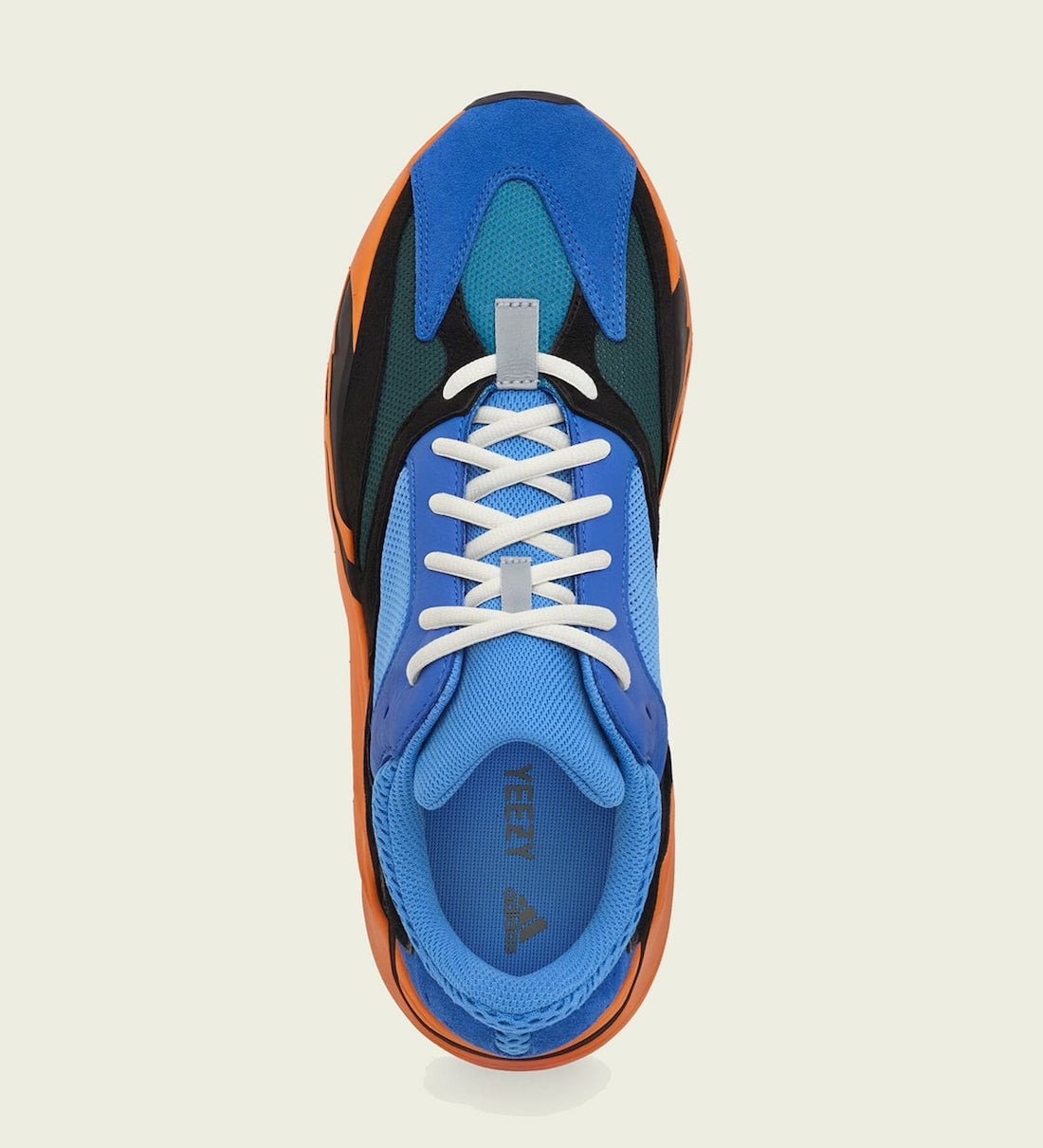 adidas Yeezy Boost 700 Bright Blue GZ0541 Release Date Info