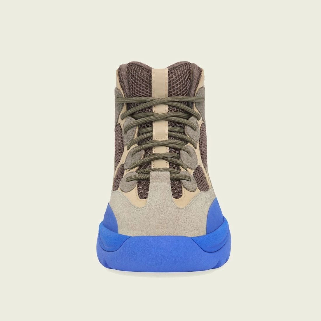 adidas Yeezy Desert Boot Taupe Blue Release Date Info