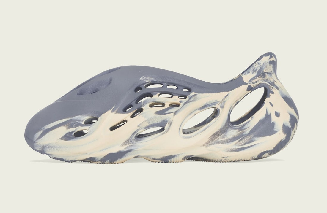 adidas Yeezy Foam Runner MXT Moon Gray GV7904 Release Date