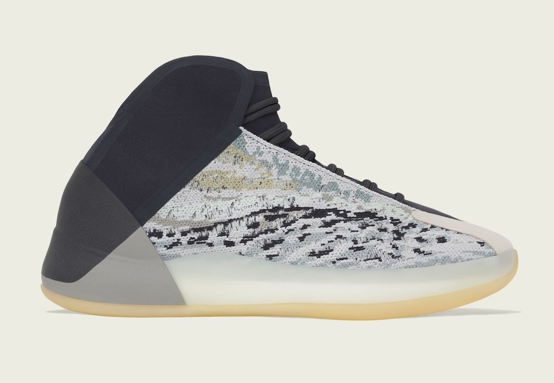 adidas Yeezy Quantum Sea Teal GY7926 Release Date