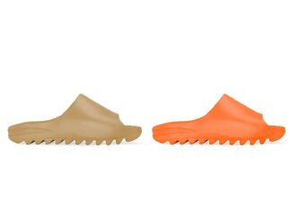 adidas Yeezy Slide Enflame Orange Pure Release Date Info