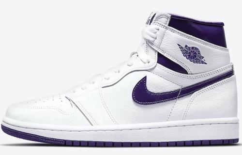 Air Jordan 1 Court Purple Womens Release Date