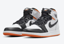Air Jordan 1 Electro Orange GS 555088-180