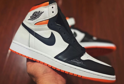 Air Jordan 1 Electro Orange Release Date