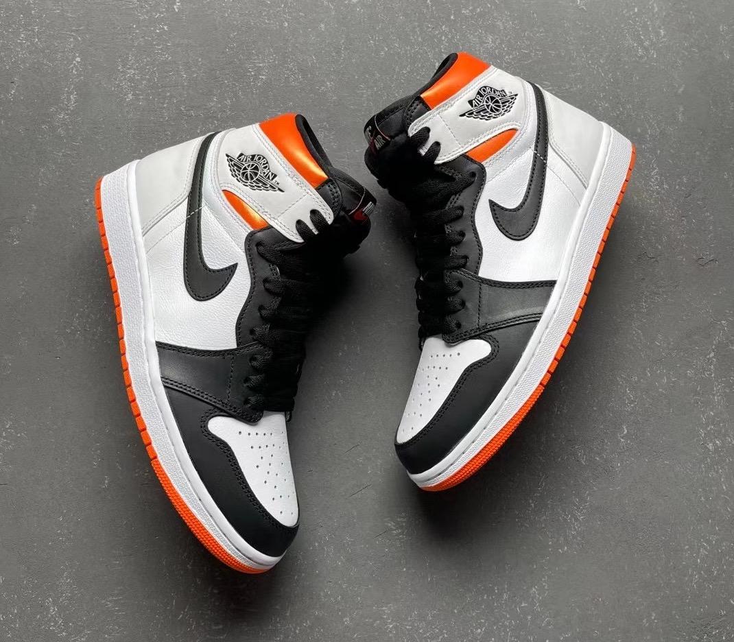 Air Jordan 1 Electro Orange Release Details