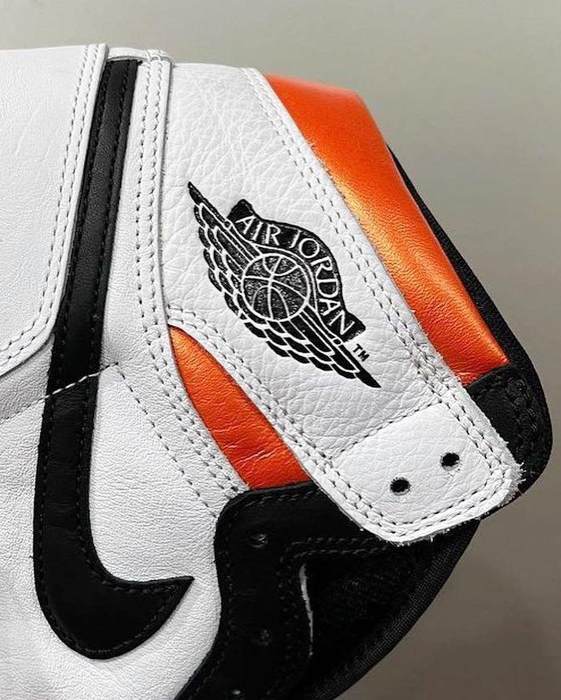 Air Jordan 1 High OG Electro Orange 555088-180 Release Date