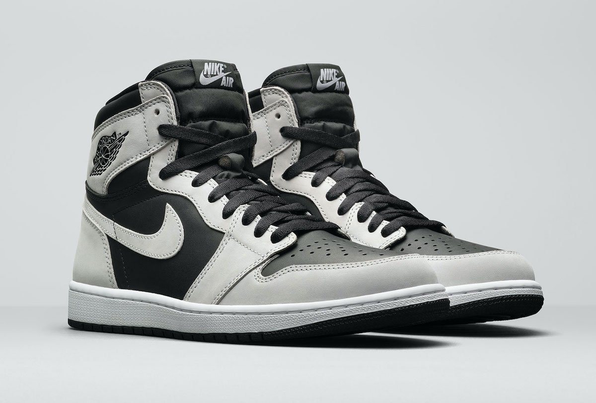 Air Jordan 1 Shadow 2.0 555088-035 Release Date Info | SneakerFiles