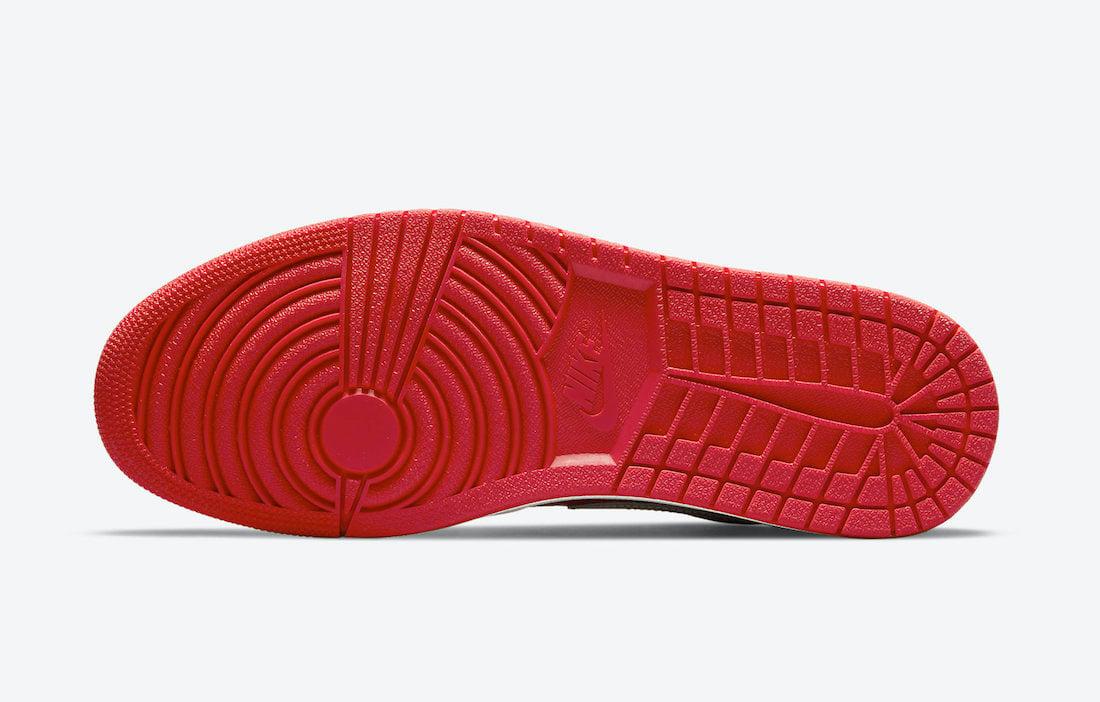 Air Jordan 1 Low Spades DJ5185-100 Release Date Info