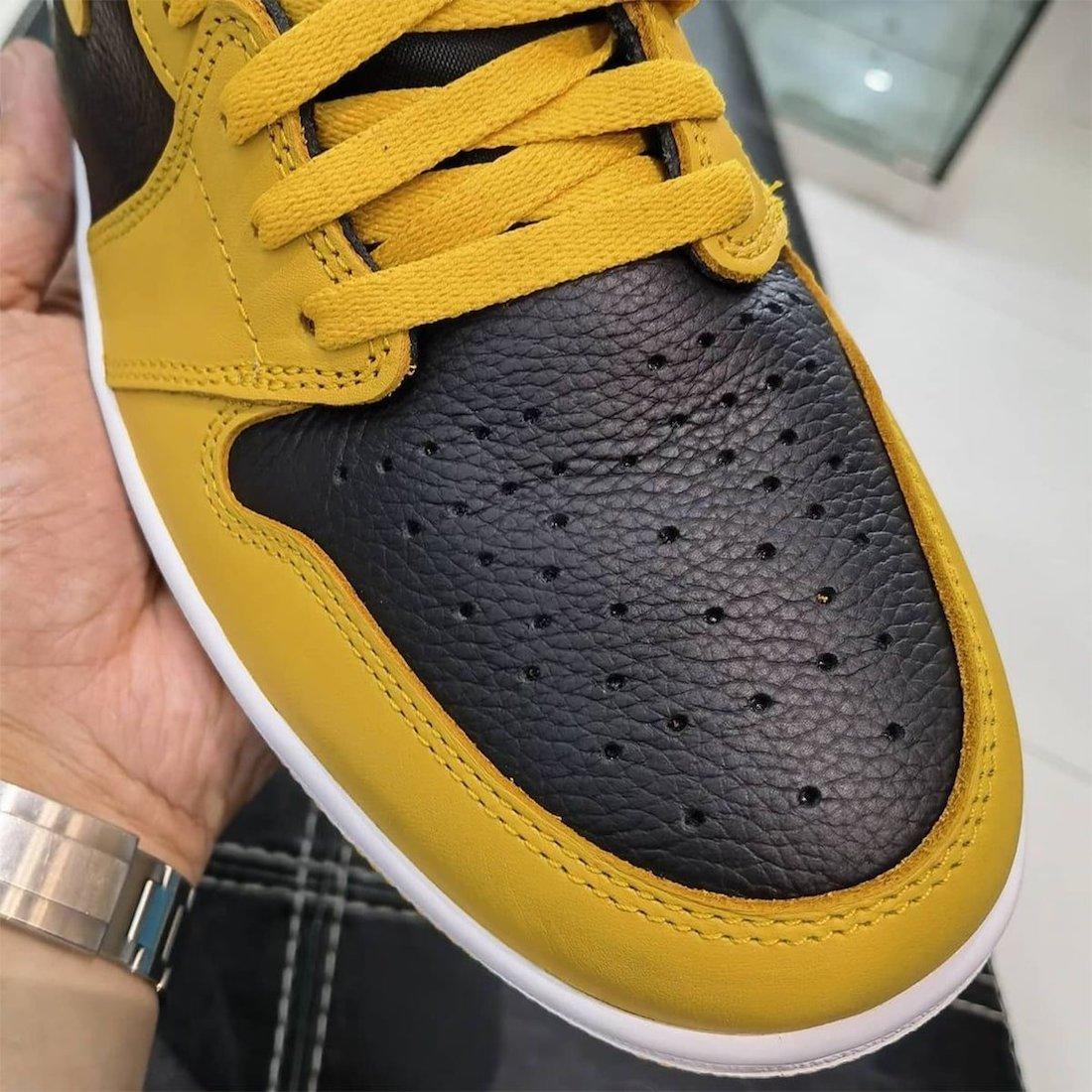 Air Jordan 1 Pollen 555088-701