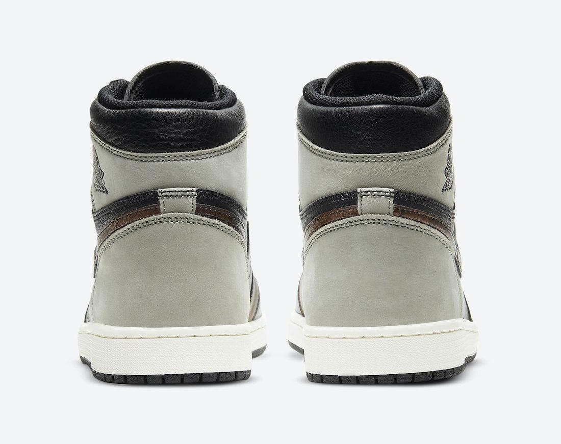 Air Jordan 1 Rust Shadow 555088-033 Release Date