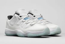 Air Jordan 11 Low Legend Blue AV2187-117