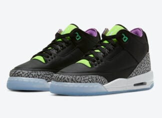 Air Jordan 3 Electric Green DA2304-003 Release Date Info