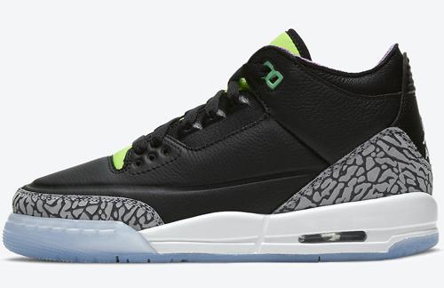 Air Jordan 3 Electric Green Release Date