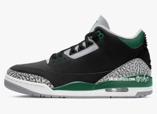 Air Jordan 3 Pine Green Celtics CT8532-030 Release Date