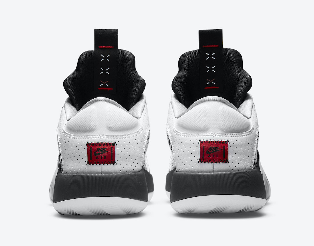 Air Jordan 35 Low Black White CW2460-101 Release Date Info
