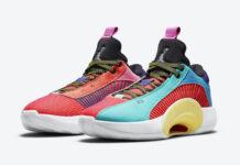 Air Jordan 35 Low Reflexology DJ2831-300 Release Date Info