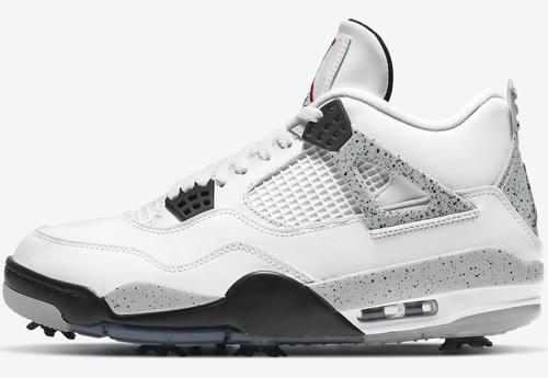 Air Jordan 4 Golf White Cement Release Date