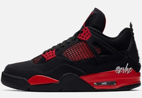 Air Jordan 4 Red Thunder Release Date