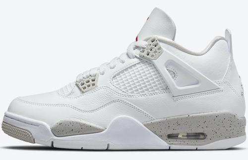 Air Jordan 4 White Oreo Release Date