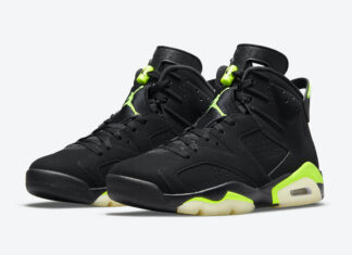 Air Jordan 6 Electric Green CT8529-003 Release Info Price