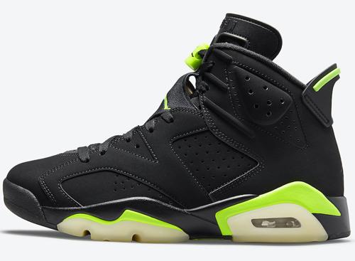 Air Jordan 6 Electric Green Release Date