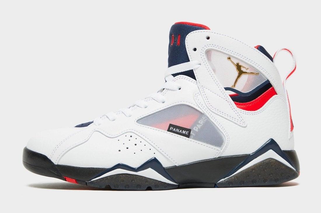 Air Jordan 7 PSG CZ0789-105 Release Info Price