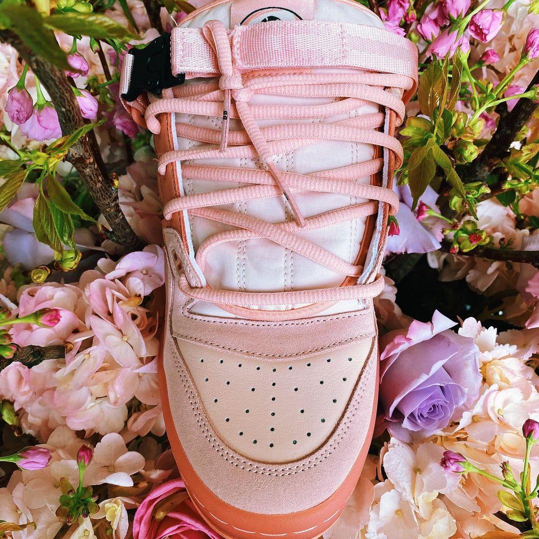 Bad Bunny adidas Forum Buckle Low Pink GW0265