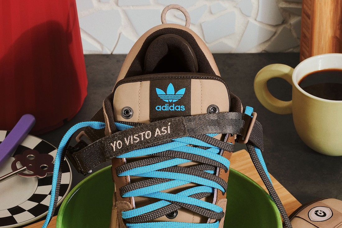 Bad Bunny adidas Forum Low Buckle Release Date