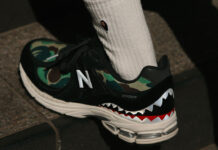 Bape New Balance 2002R Collection