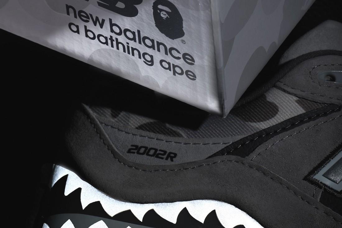 BAPE New Balance 2002R Release Date Info