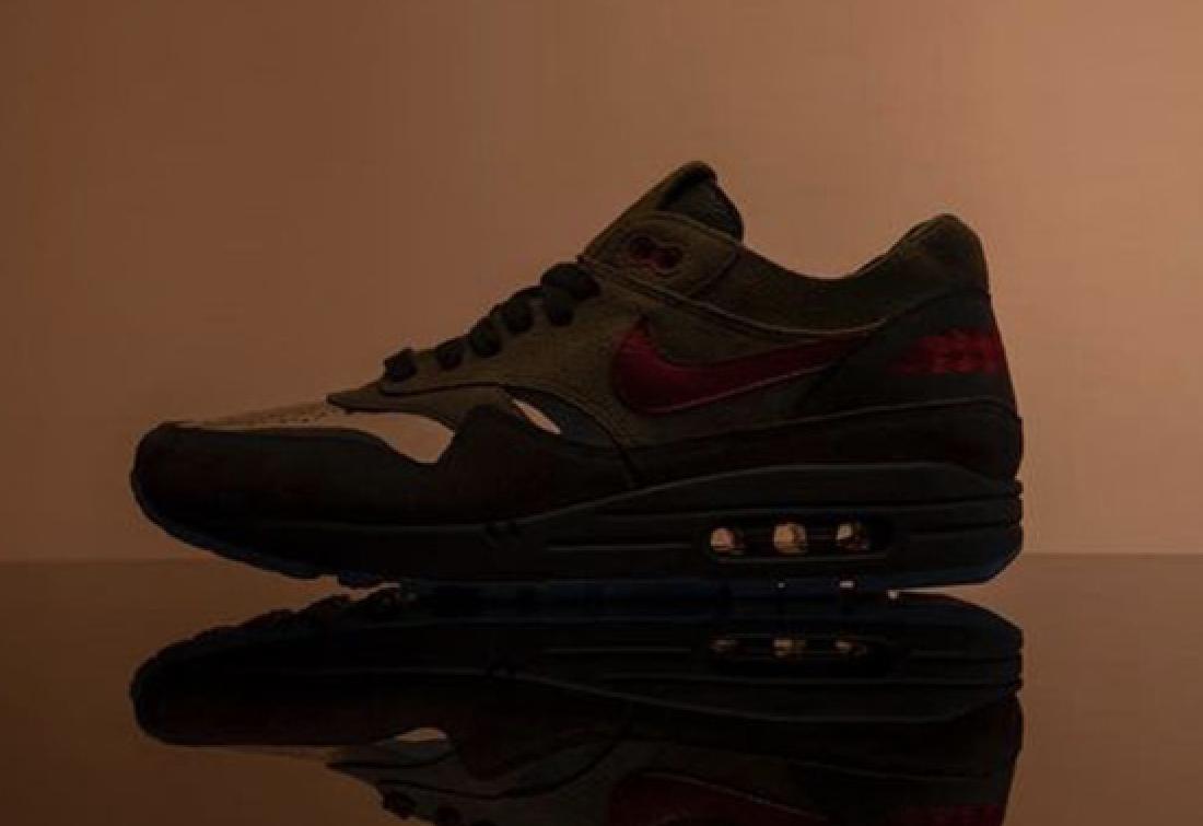 Clot Nike Air Max 1 CLOTCHA Release Date Info