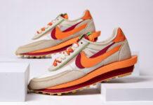 Clot Sacai Nike LDWaffle DH1347-100 Release Date
