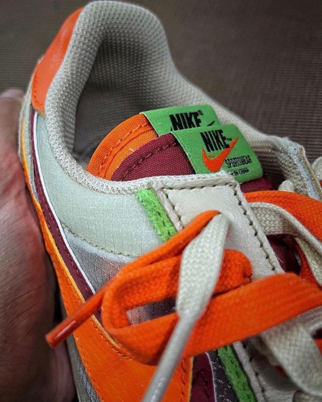 Clot Sacai Nike LDWaffle Release Date Info
