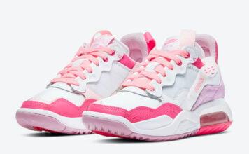 Jordan MA2 Light Arctic Pink CW6000-100 Release Date Info