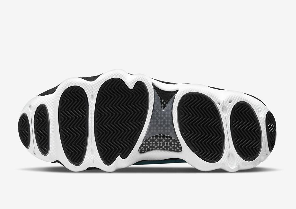 Jordan Pro Strong White Black Aqua DC8418-001 Release Date Info