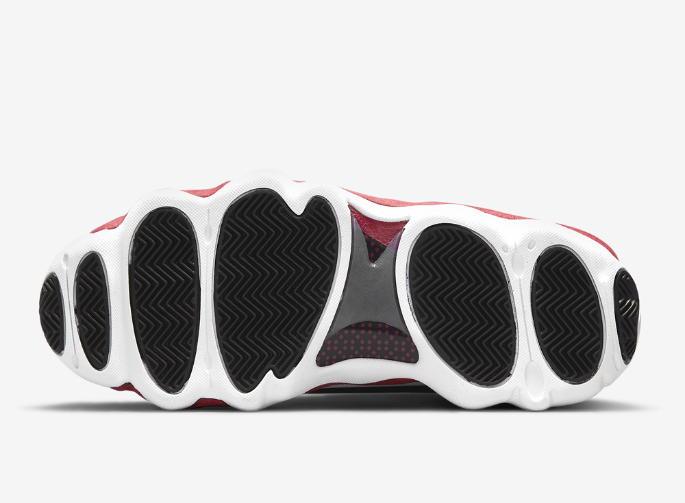Jordan Pro Strong White Red DC8418-101 Release Date Info