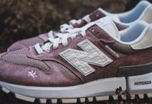 Kith New Balance RC_1300 Mauve